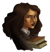 Hermione Granger by turbulette