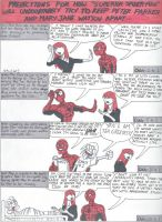 Superior Spider-Man Predictions Part 1 by RobertMacQuarrie1