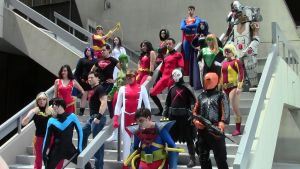 DC Heroes and Villains United (DragonCon 2013) by AkatsukiAkuma53421
