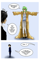 Vetem and SPN crossover by BlackMayo