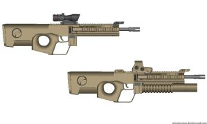 Ghost Recon Crye MR-C by bstocks