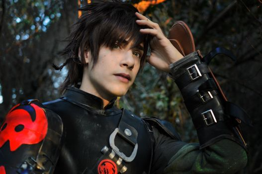 How To Train Your Dragon 2 ~ Hiccup by Yamato-Leaphere