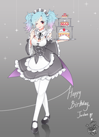 Maid Pieri by tcong