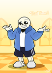 Bad Time? by TheRoflCoptR