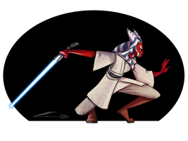 Star Wars by Doodlee-a