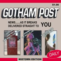 Cat-Tales Gotham Post by chrisdee