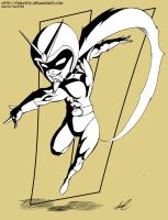 095 - V for Viewtiful Joe by Tiquitoc