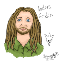 Anders Friden by Siouxstar