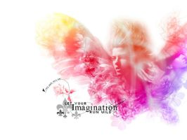 let your imaginaion run wild by BurritoFace