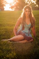 Setting Sun by dm4hire