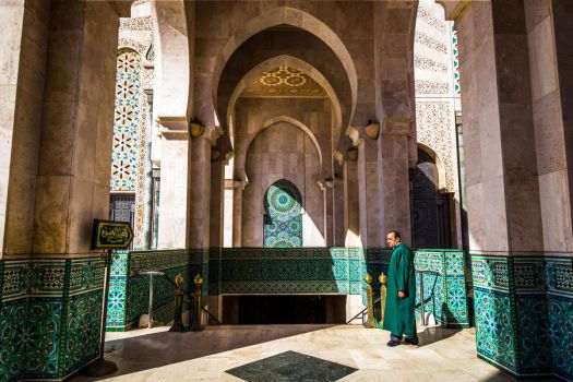 Hassan II Mosque by Francy-93