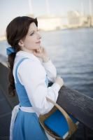 Belle in London by Rayi-kun