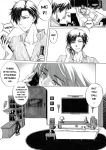 DAY 8. 21:00 [Doujinshi Mystic Messages] - P2 by Yoki-fox-C