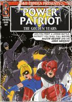 PowerPatriot Retro Cover by MrHades