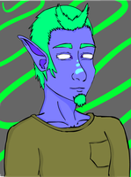 CHET by Tabitha: COLOR by WhoeMelk13