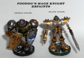 My repaints 2 by FooDogTenchi