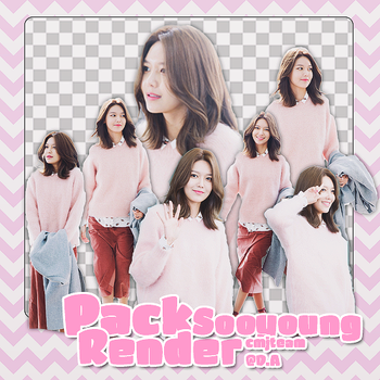 PACK RENDER SOOYOUNG. by CMJTEAM
