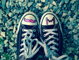 ~markiplier shoes? by when-catz-fly