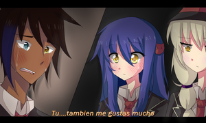 THA: ''Confesion'' Fake Screenshot by Ice-Chi