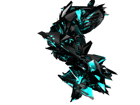 C4D abstract by Xur-Art