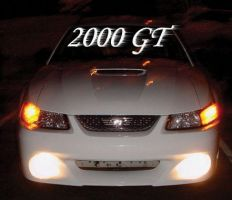 2000 mustang gt by dontbemad