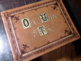Once Upon a Time Book by karikun