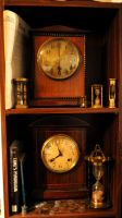 Shelves Of Time by Forestina-Fotos