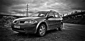 Renault Megane by Lost-in-a-day