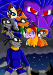 Sly C. - Cover by KaylaTheDragoness