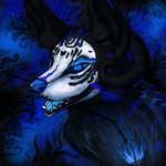 Blue Spook by Xaralta