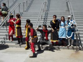 AX2014 - Avatar/Korra Gathering: 126 by ARp-Photography