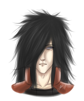 Madara headshot by drive-a-leaf