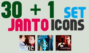 30+1 Janto Icons by FirstTimeLady