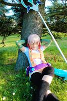 Pascal Tales of Graces cosplay - Wallbridge Ruins by Giacchan
