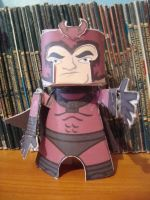 Papercraft MAGNETO -Marvel- by MexEmperorRamsesII