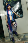 Cosplay: Stocking by Abletodoall