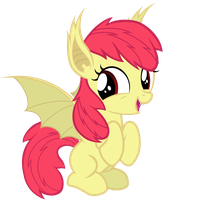 Bloombat Will Hug You by Magister39
