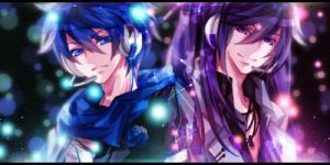 Signature - Vocaloid - Kaito by SouzouRinkan