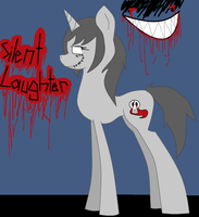 Silent Laughter by Unlucky-emogirl666