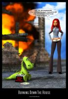 Burning Down The House by Fredy3D