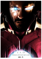 Iron Man 3 Teaser by dDsign