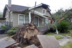 Hurricane Ike Aftermath by phlezk