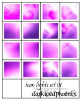 Icon Lights 01 by darkicedphoenix