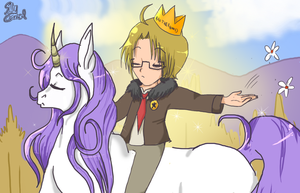 APH: America, the Beautiful by SillyCaracal