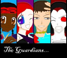 The True Guardians Family by 100ThemesChallenge