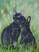 Les Petits Noirs by Sarahharas07
