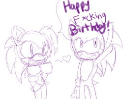 Happy Birthday Sonic :D by SonicStaryFan