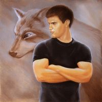 Jacob Black - werewolf by TomsGG