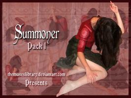 Summoner PACK 1 by themuseslibrary