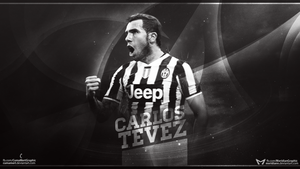 Carlos TEVEZ by Meridiann